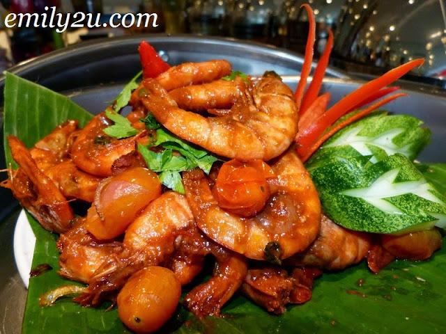 Casuarina Hotel Ramadhan menu