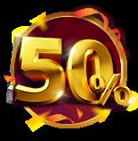 V9bet thưởng tiền VIP 50%