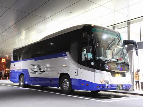 中国JRバス「鹿児島ドリーム広島号」 641-6903