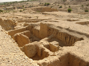 Hasmonean Palaces in Jericho