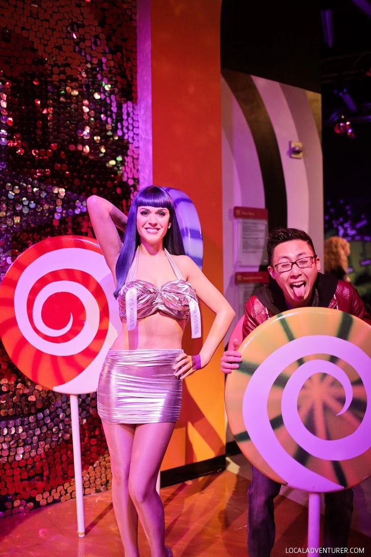 Madame Tussauds Las Vegas Wax Museum.