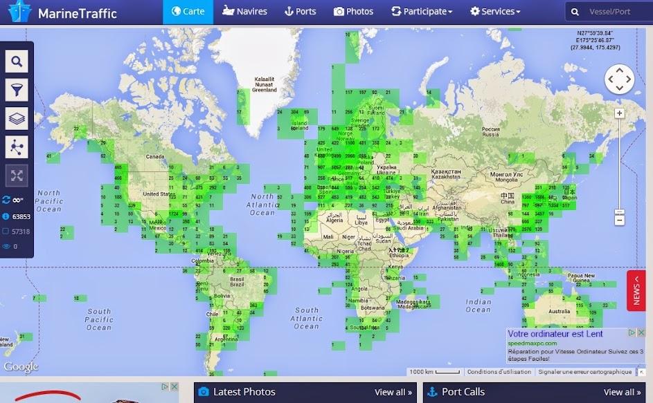 Cliquez sur la carte pour afficher la carte interactive en ligne...