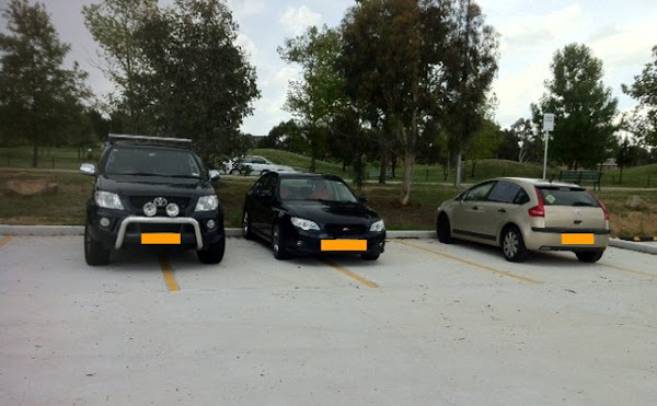 gungahlin parking