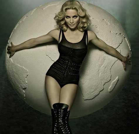 Madonna, ambición