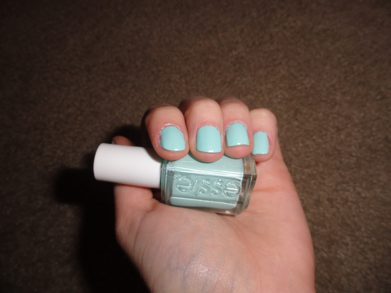 Stylish Nail Color: Sea Foam | Stylelista Confessions