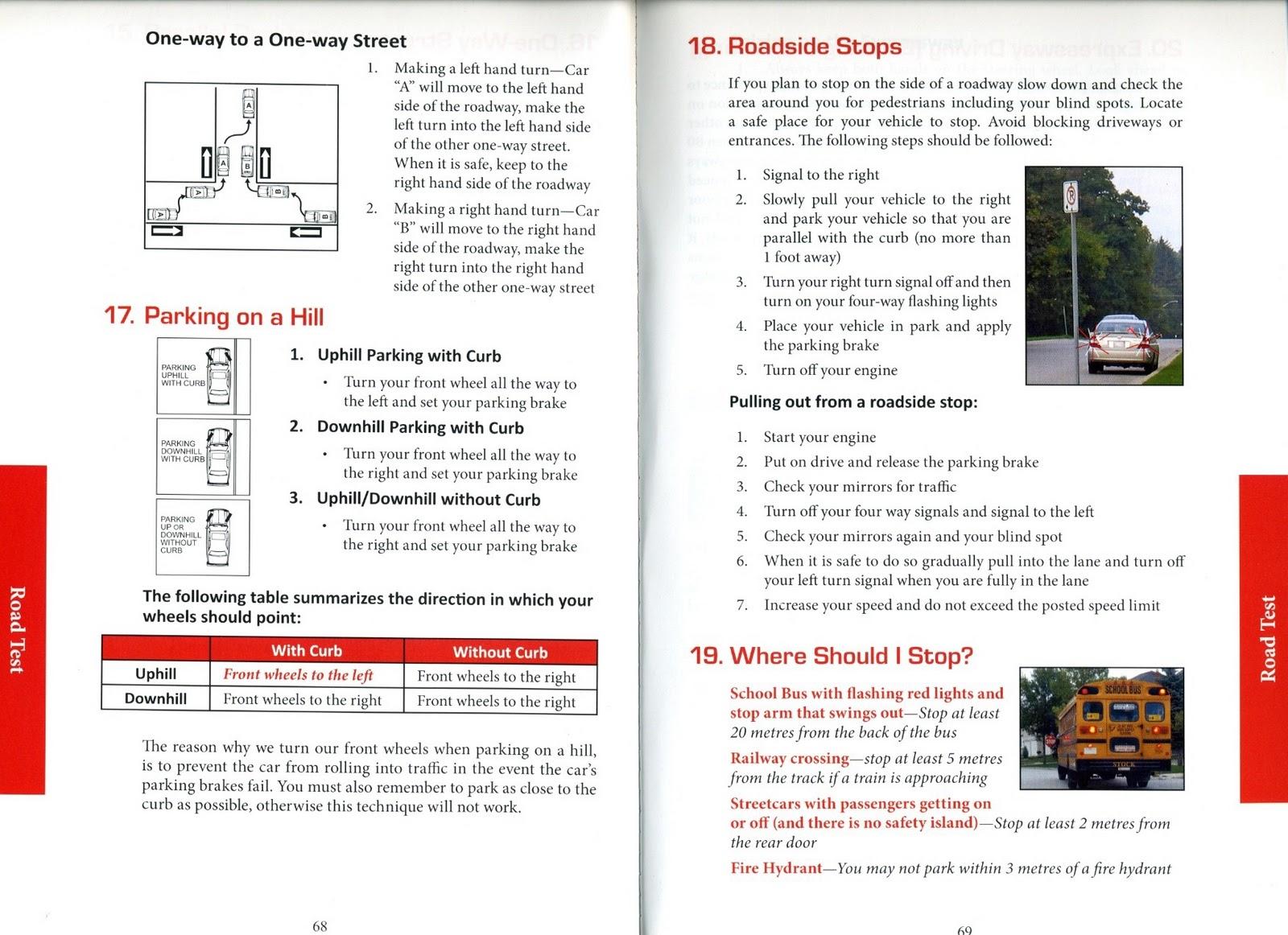 G1 Ontario Book