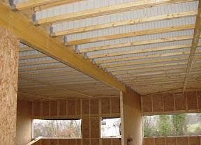 Ks services 13 isolation des sols et des planchers for Realisation plancher bois etage