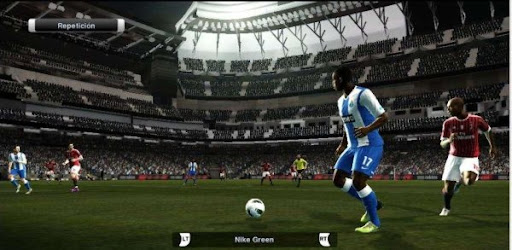 big Demo PES 2012: Estádio Santiago Bernabeu   Real Madrid