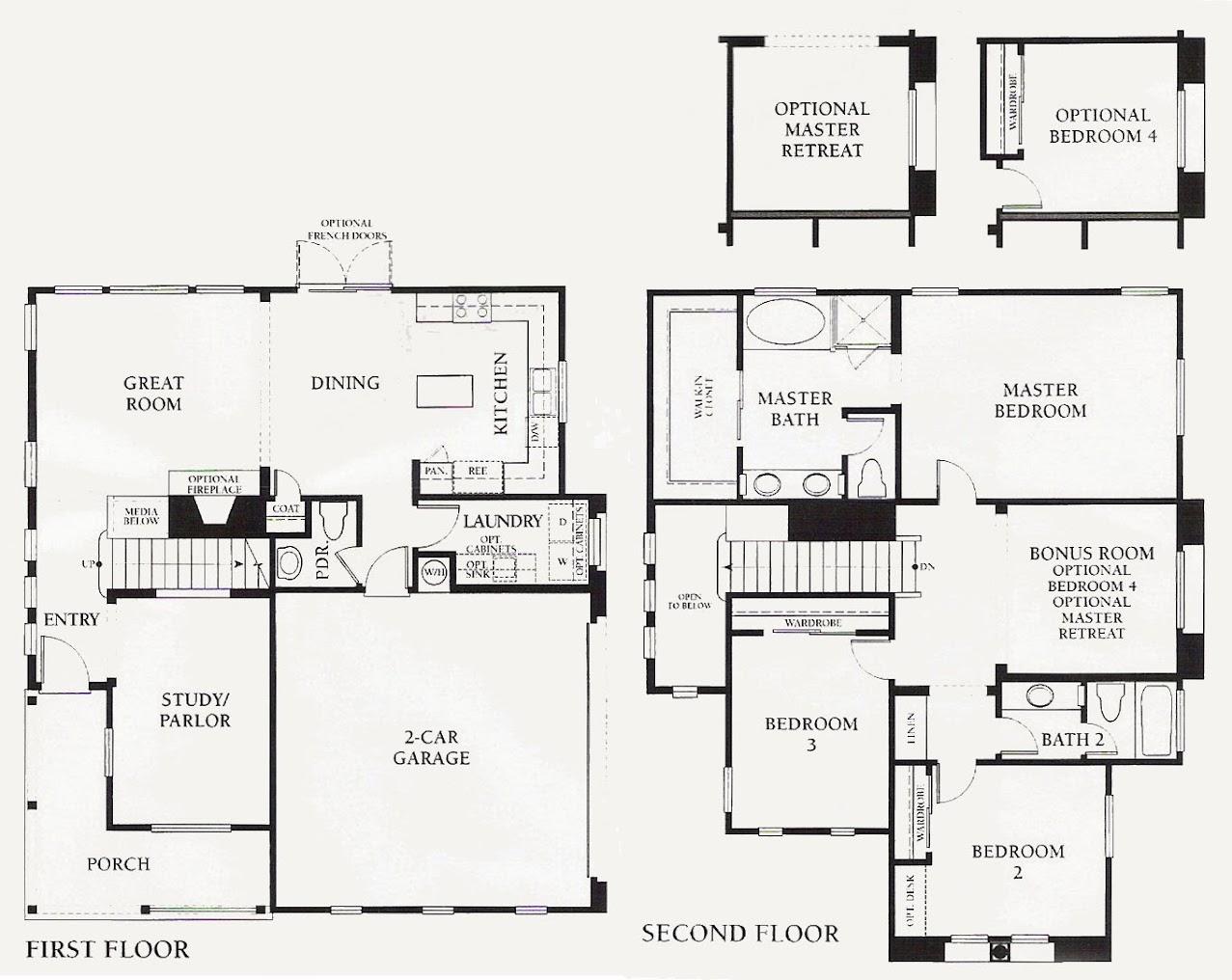 la viña homeowners association laviña floor plans
