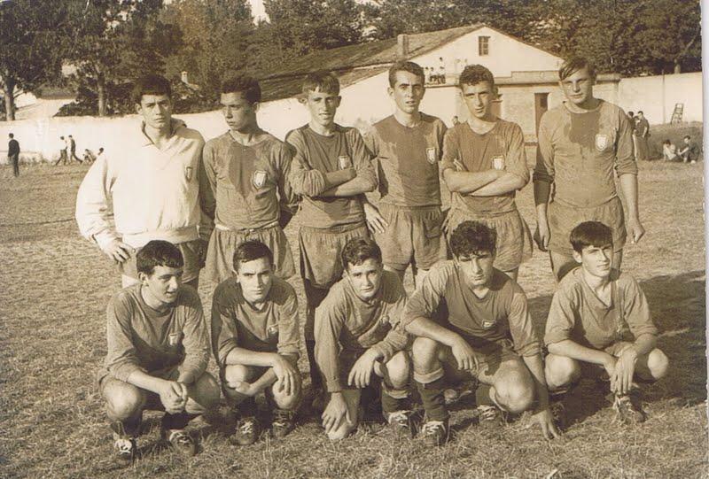 A.D.R. Numancia de Ares. Septiembre 1966