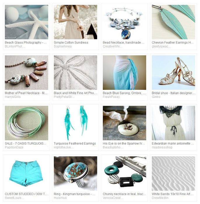 Cool Beach Treasury