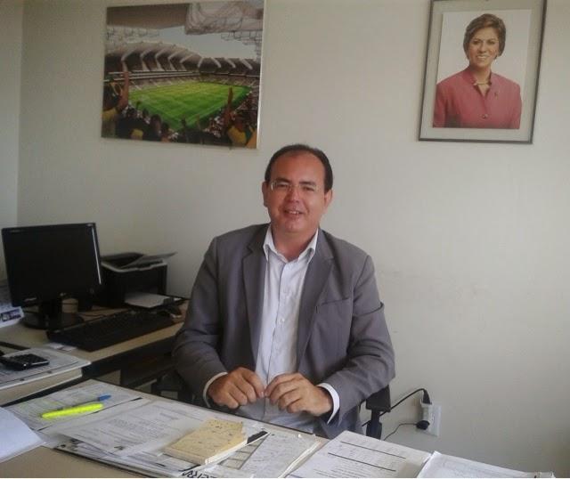 Rosalba Ciarlini nomeia Rommel Rodrigues para secretário adjunto do Esporte e do Lazer