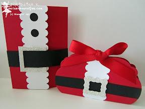 stampin up santa nikolaus framelits adorning accents