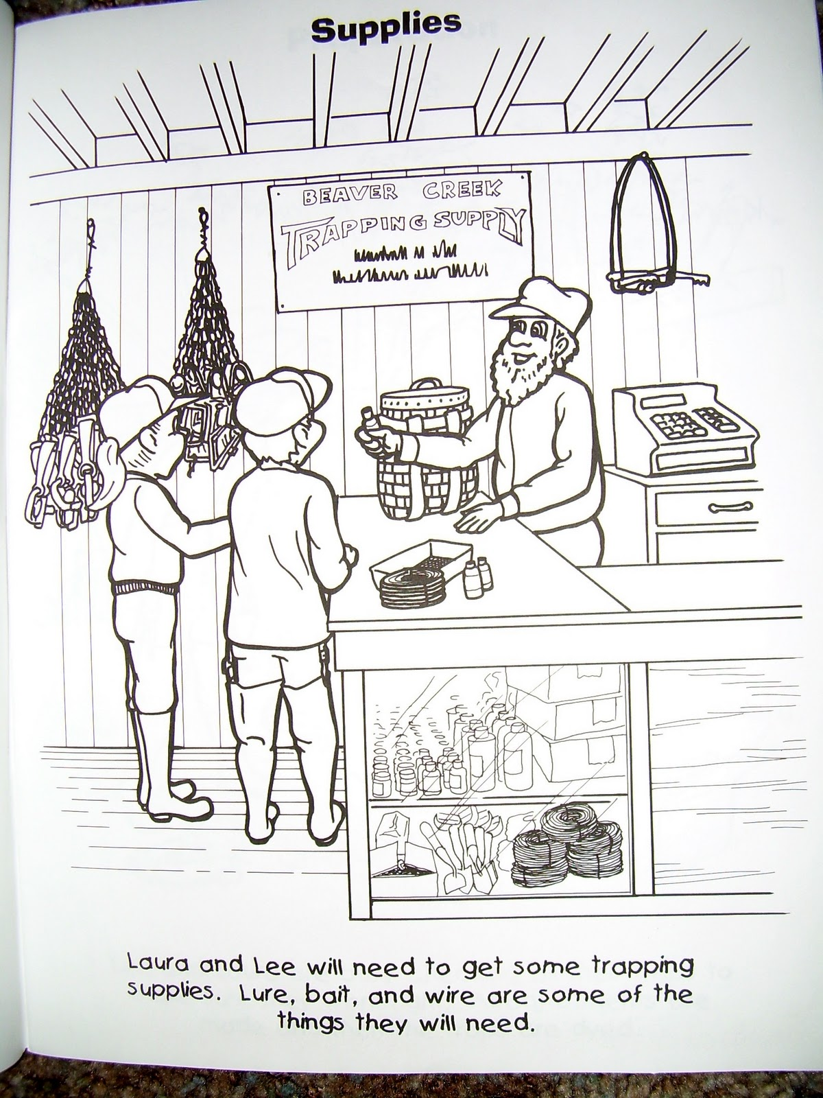 morbid coloring pages