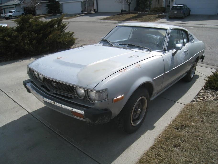 WALKER's '77 Celica (RA29) Build Thread