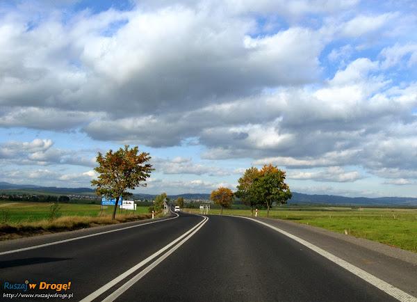 takie polskie drogi to już wcale nie rzadkość :)