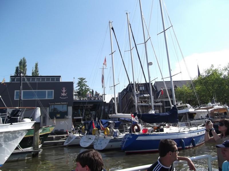 Dordrecht Barche