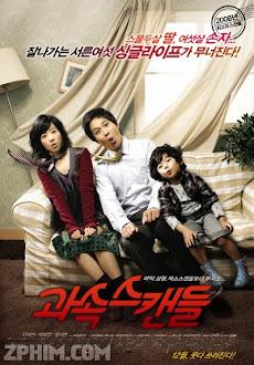 Ông Ngoại Tuổi 30 - Speed Scandal (2008) Poster
