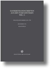 [Wille: Sanskrithandschriften aus den Turfanfunden, Teil 11, 2012]