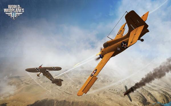 Game không chiến World of Warplanes mở cửa OBT 5
