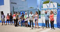 Este lunes, en el predio de la ex pileta Santa Marta, quedó formalmente inaugurada la Colonia de Verano 2015, organizada y coordinada entre la Municipalidad de Cañuelas y el Centro de Educación Física Nº 53.