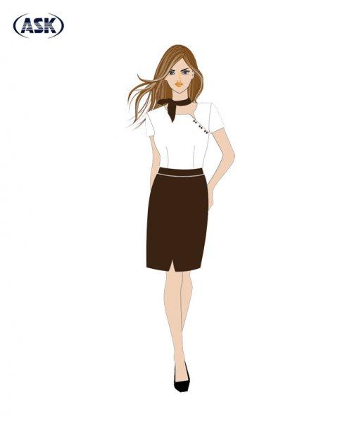 Trang phục Quản lý - Tiếp tân #11