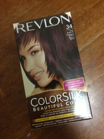 Hellooo Mr Cat Revlon Colorsilk Hair Dye Review