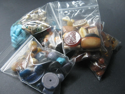 Acrylic Bead Collection
