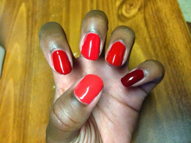 The Proper Pout : OPI Coca-Cola Collection