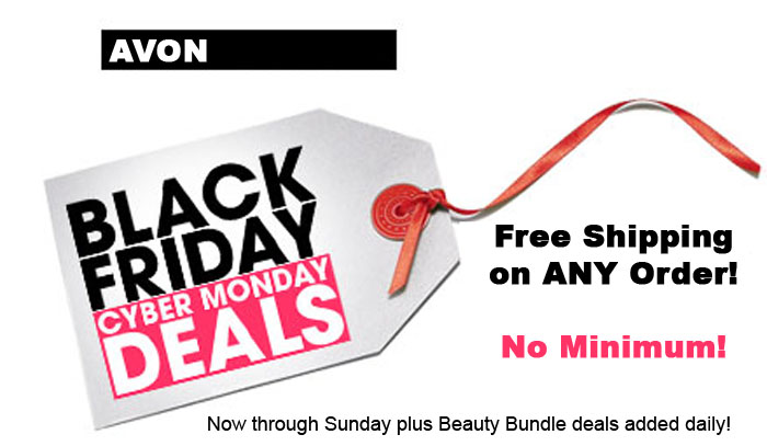 Avon Black Friday Sales 2012
