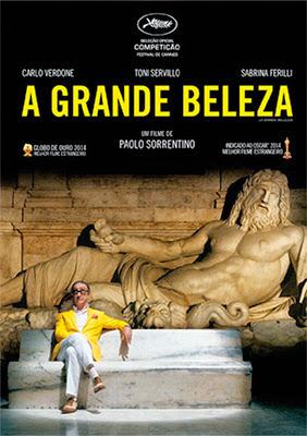 Filme Poster A Grande Beleza DVDRip XviD Dual Audio & RMVB Dublado