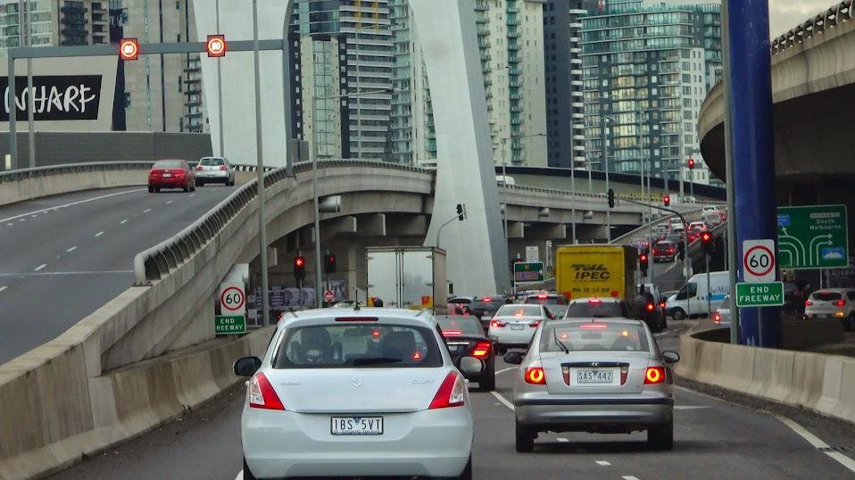 Водительские права в Австралии