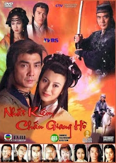 Nhất Kiếm Chấn Giang Hồ - Trọn Bộ (1992) Poster