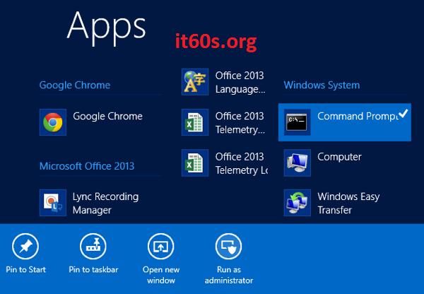 Cách loại bỏ thư mục Windows.old trong Windows 8 5