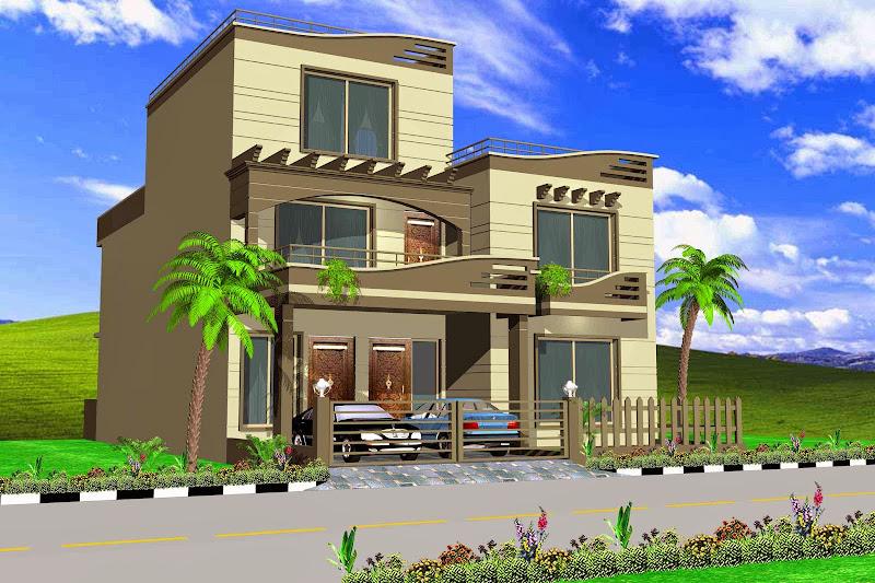 DHA Villas Islamabad
