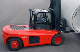 Xe nang Diesel LINDE
