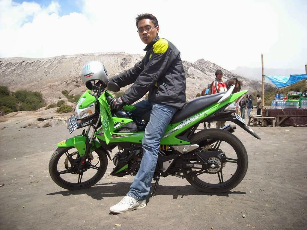 Kawasaki Athlete Modifikasi Fu
