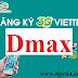 Gói cước 3G Viettel trọn gói: Dmax - 120.000đ/1.5GB