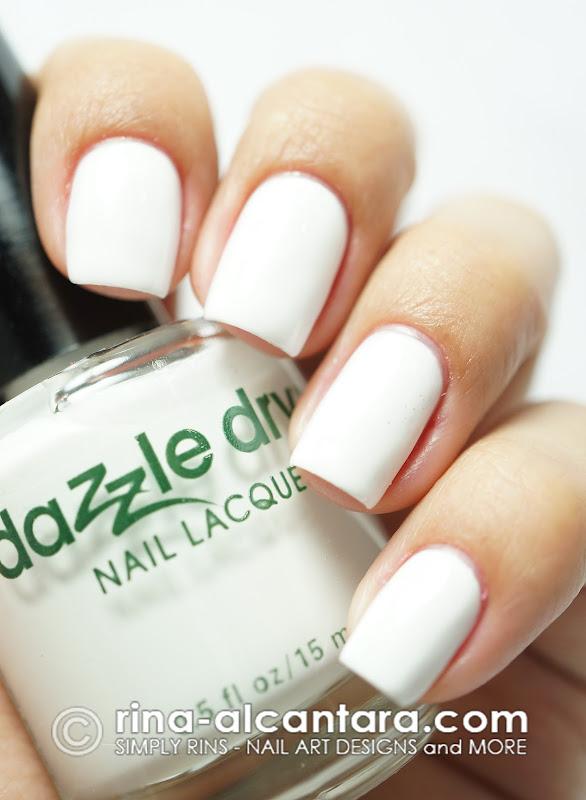 Dazzle Dry White Lightning