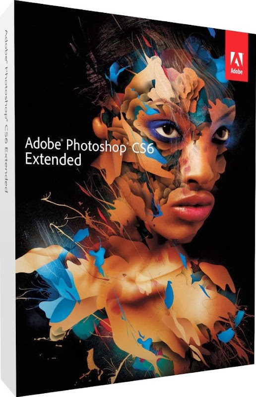 Free Download Latest Version of  Adobe Photoshop CS6 Extended Multimedia Software at Alldownloads4u.Com