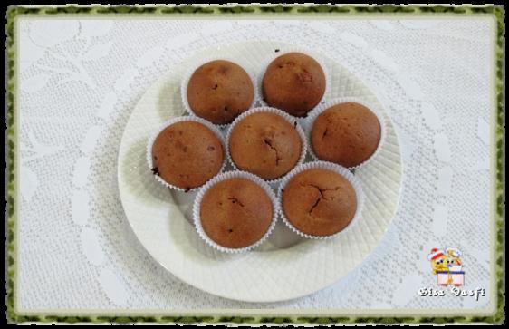 Muffim com pedacinhos de chocolate 1