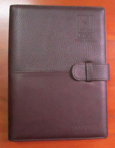 Cơ sở sản xuất sổ tay, sổ note, sổ còng, sổ lò xo, bìa sổ bằng da hoặc simili.