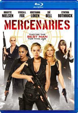 Filme Poster As Mercenárias BRRip XviD & RMVB Legendado