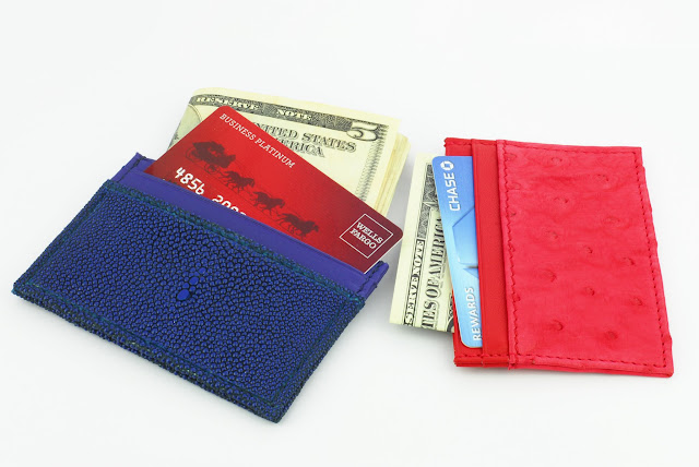 DSC 0061 - Genuine Leather Credit Card Case