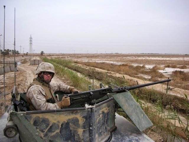 Machine Gunner Usmc as a Machine Gunner Which