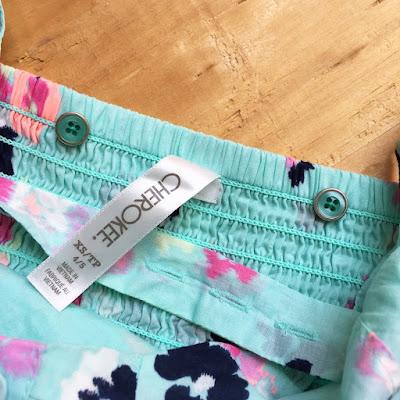Đầm Cherokee, hàng xuất xịn made in vietnam. Size từ 6T-16T.