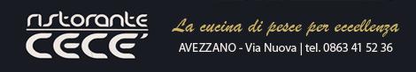 Ristorante Cecè - Avezzano (Pesce - Bisteccheria)