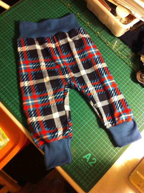 hjemmesyet bukser