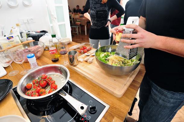 Razvan Anton - Social Cooking @ UNA