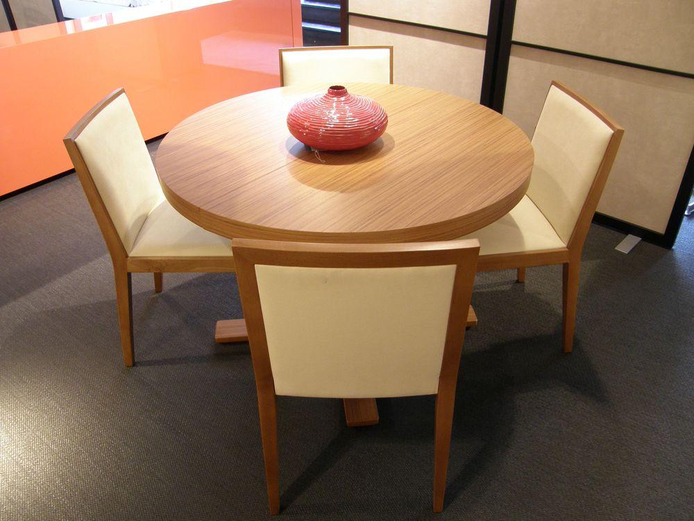 Feng shui total la importancia de la mesa del comedor for Mesas de comedor pequenas baratas